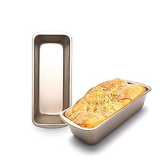 2pcs 1lb Non-stick Loaf Bread Cake Tin