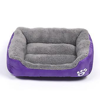 Große Haustier, Katze, Hund, Bett, warm gemütlich, weiche Fleece Nest, Körbe Haus Matte,