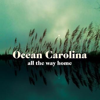 Ocean Carolina - All the Way Home [CD] USA import