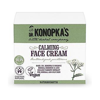 Calming face cream 50 ml of cream