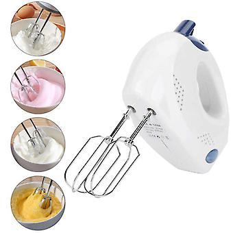 250W Milk Frother Egg Beater with Speed 5 Mini Electric Cream Stirring Mixer Kitchen Baking Tools 110-120V Foamer