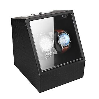 Automatic Watch Winder Box Accessories, Display Mechanical Rotating,