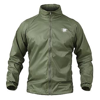 Waterproof Thin Hood, Tactical Navy Seal Jacket
