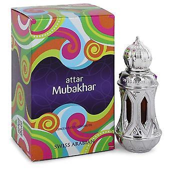Sveitsin Arabian Attar Mubakhar tiivistetty haju vesi öljyä Sveitsin Arabian 0,67 oz keskittynyt haju vesi öljyä