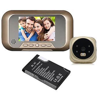 Digitális otthoni kamera csengő