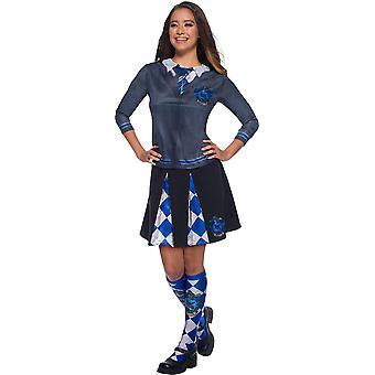 I calzini ufficiali di Harry Potter Ravenclaw di Rubie vestono calzini, bambini adulti di taglia 6 anni+ ravencla