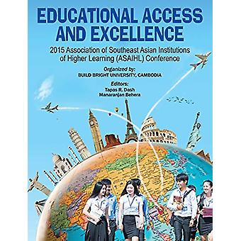 Educational Access and Excellence by Tapas R Dash - 9789387380301 Book