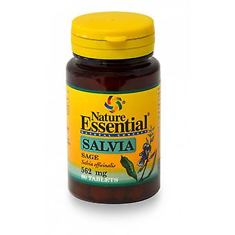 Nature Essential Salvia 500 Mg, 60 Tablets Nature Essential