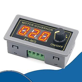 Dc 5-30v 12v 24v 5a Dc Motor Controller Pwm Adjustable Speed Digital Display
