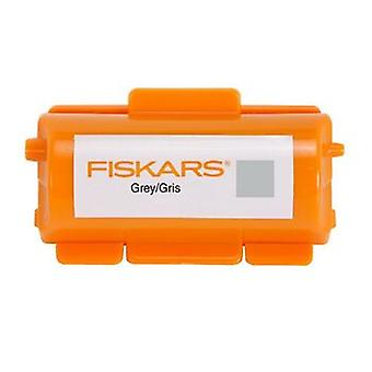 Fiskars Continuous Stamp Ink - Silver Grey