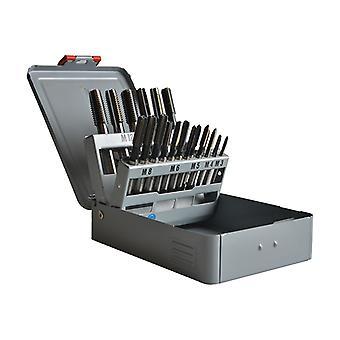 Halls TI1 Tap Kit Set (3, 4, 5, 6, 8, 10 &12mm) HLL08GTI1