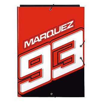Folder Marc Marquez A4