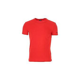DSQUARED2 Basic Punainen T-paita