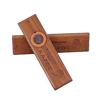 Wooden Accompaniment Flute Instruments Wood Pallets Kazoo Music Sturdy