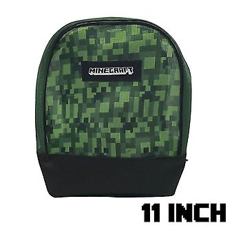 Minecraft Camouflage Mini Backpack 11 Inch