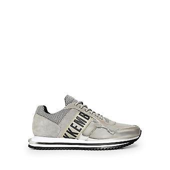 Bikkembergs - Shoes - Sneakers - HOVAN-B4BKM0029-040 - Men - Silver - EU 45