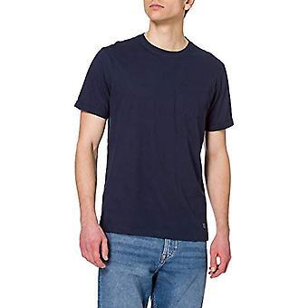 BLEND 20711715 T-Shirt, 194024_Dress Blues, S Men