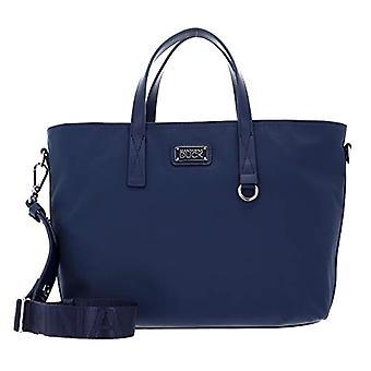 Mandariini ankka tyyli, Naisten laukku, Mekko sininen, Yksi koko