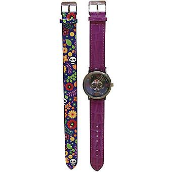 C Y P Wristwatch with chains - Matilda Multicolored (W-01-CT