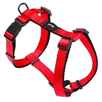 Yagu Basic Harness Basic Red (Dogs , Collars, Leads and Harnesses , Harnesses)