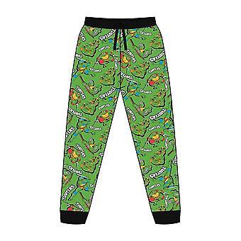 Herren Teenage Mutant Ninja Turtles AOP Lounge Hose