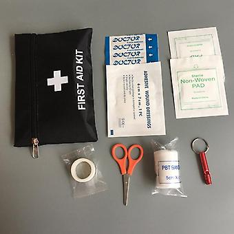 8 articoli Kit di emergenza Mini Family First Aid Kit Sport Travel Survival Kits Home