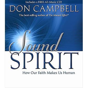 Gezonde geest-hoe ons geloof maakt ons menselijk 9781401908867