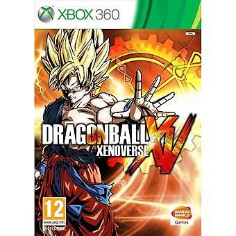 Dragon Ball Z Xenoverse XBOX 360 Game
