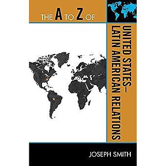 O A a Z das Relações Estados Unidos-América Latina