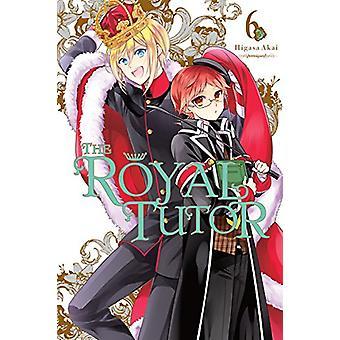 Royal handledaren, Vol. 6
