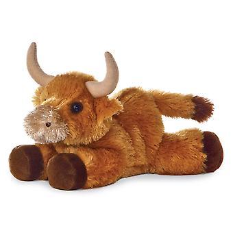 20cm Soft Plüsch Highland Cow - Kuscheltier
