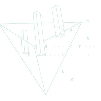 The Devil Wears Prada - Transit Blues Electric Blue/Milky Clear Vinyl