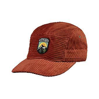 Barts Nevad Cap in Rust