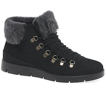 Ecco Bella Hiker Dame Walking Boots