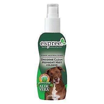 ペットのためのエスプレドゴーンクリーンミッドナイトミスト - 4オンス