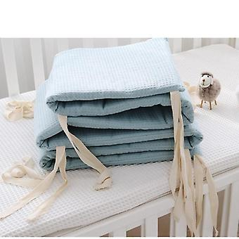 سرير الطفل سماكة الوفير سرير من قطعة واحدة حول سرير وسادة