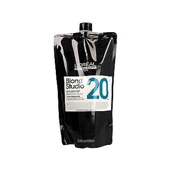 Oxydant capillaire L'Oréal Professionnel Paris Blond Studio Nutri-Developer 6% 20 vol (1000 ml)