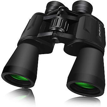 Telescopes 10 x 50 powerful durable full-size clear binoculars