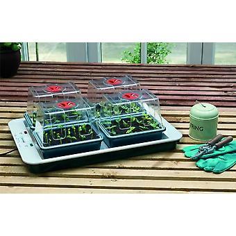 4 najvyššie automatické ovládanie teploty elektrický propagátor domov záhradníctvo