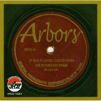 Hyman/Pletcher - If Bix Played Gershwin [CD] USA import