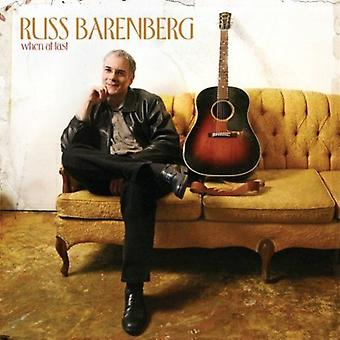 Russ Barenberg - quando a última importação EUA [CD]