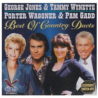 Wynette/Jones/Porter - importación de Estados Unidos duetos [CD]