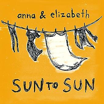Anna & Elizabeth - Sun to Sun [CD] USA import