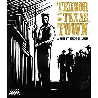 Terror in a Texas Town [Blu-ray] USA import