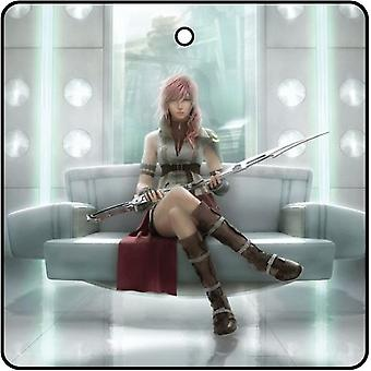 Final Fantasy XIII Car Air Freshener