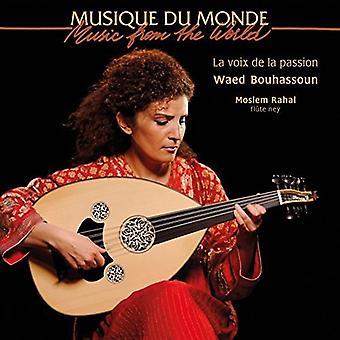 Waed Bouhassoun - Voice of Passion [CD] USA import