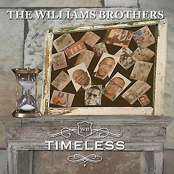 Williams Brothers - Timeless [CD] USA import