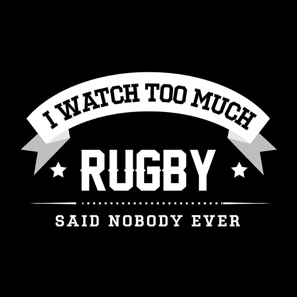 Je regarde trop Rugby dit personne ne jamais homme gilet iWsdT3