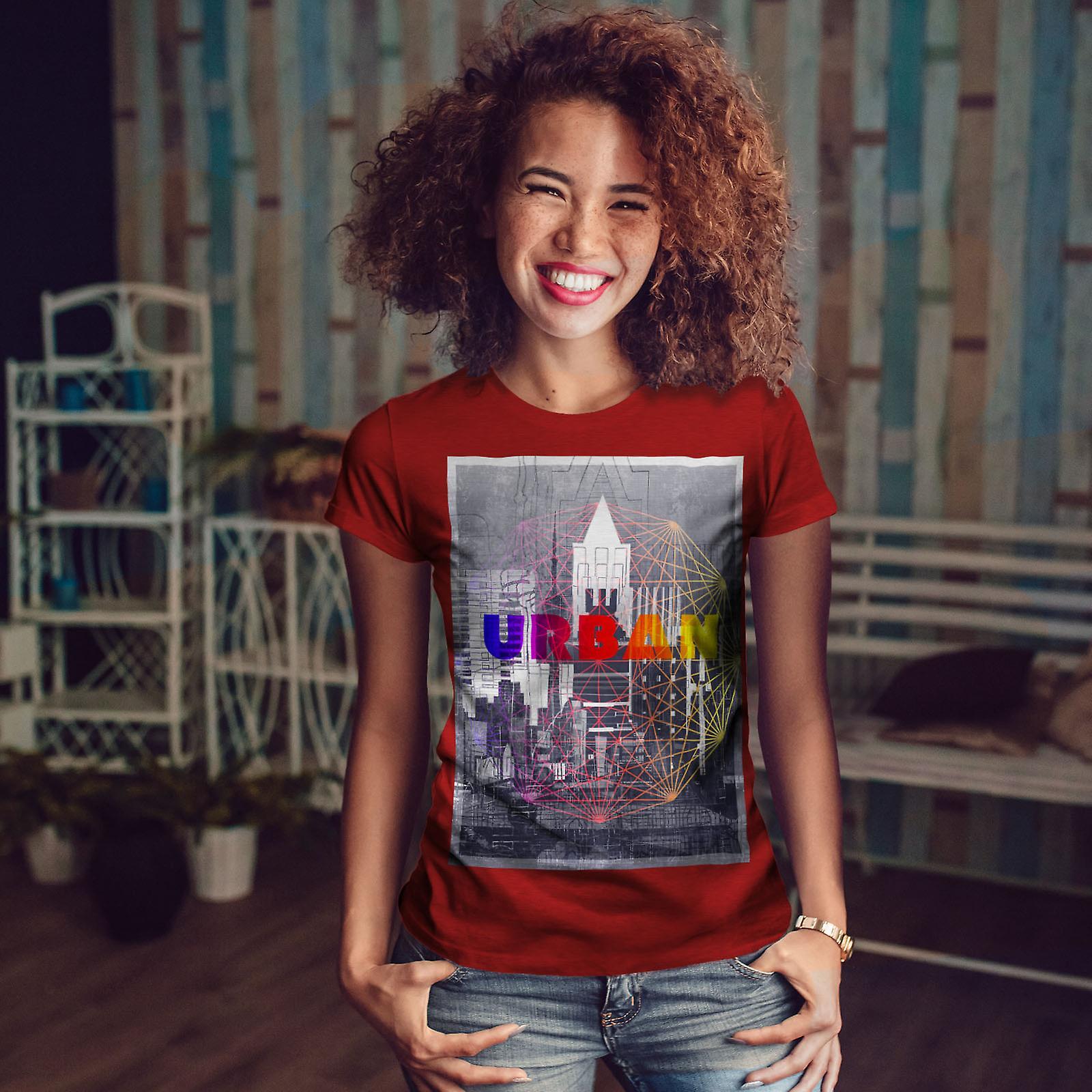 RedT-chemise de femme chic urbain | Wellcoda