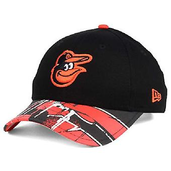 Baltimore Orioles MLB New Era 9Twenty Splatter Snapback Hat